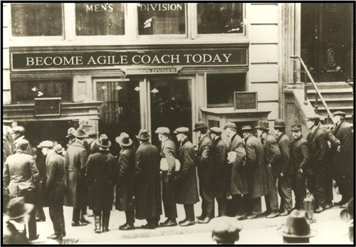 Is Agile Coaching Becoming a Commodity Profession?